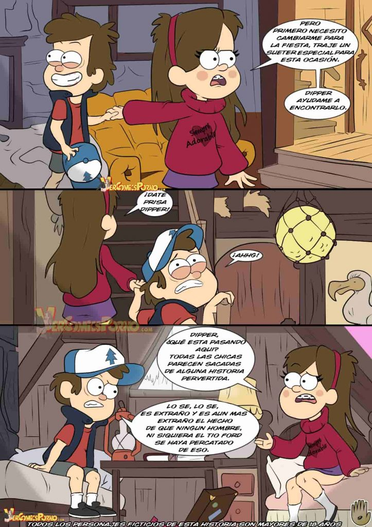 gravity falls wendy naked
