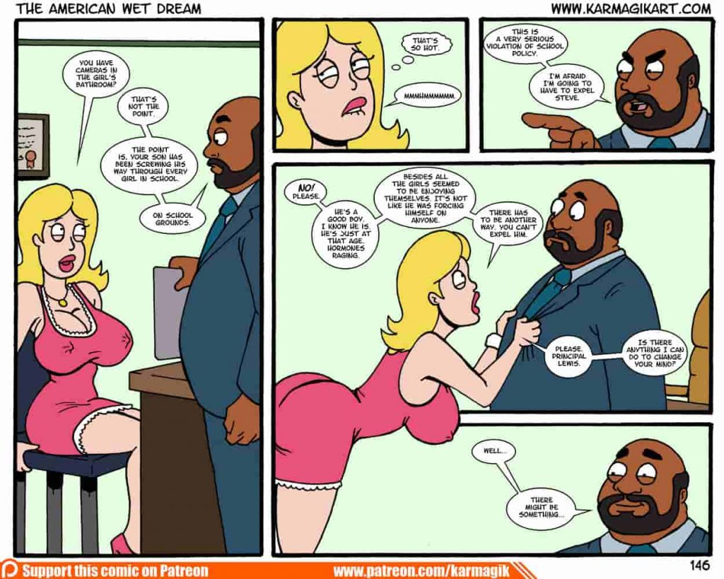 francine smith porn comic