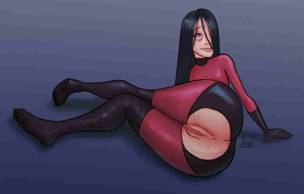 incredibles cartoon porn