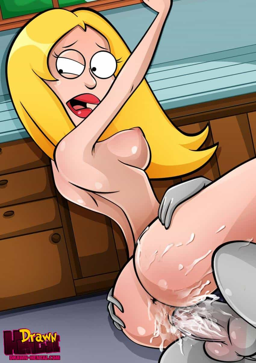 American Dad Hentai Comic