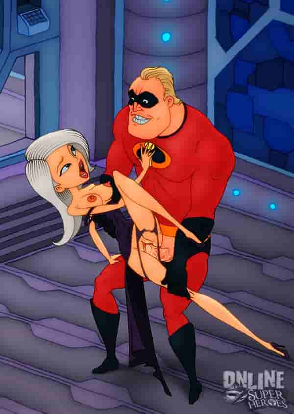 ms incredible porn